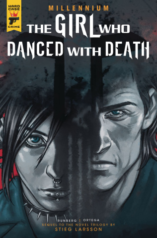 The Girl Who Danced with Death #2 (Ortega Cover)