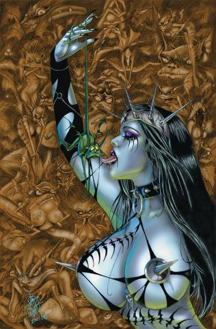Alt Paths: Raven Hex, The Swordmaiden #1 (5 Copy Cover)