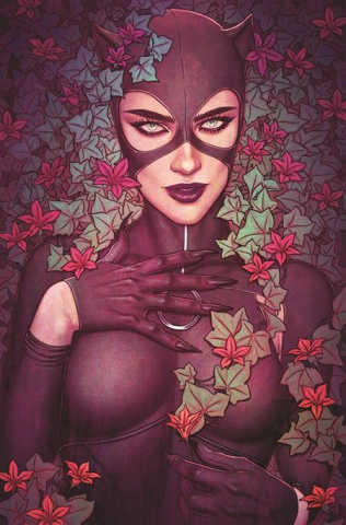 Catwoman #30 (Jenny Frison Card Stock Cover)
