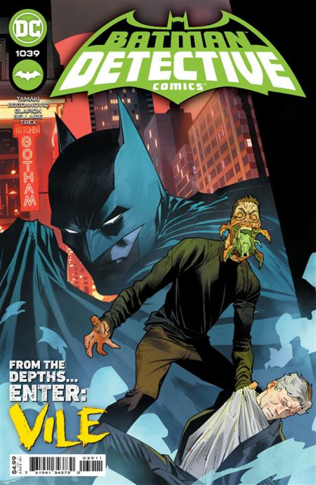 Detective Comics #1039 (Dan Mora Cover)