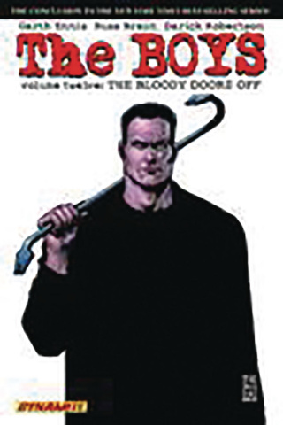 The Boys Vol. 12: The Bloody Doors Off (Robertson Signed Edition)