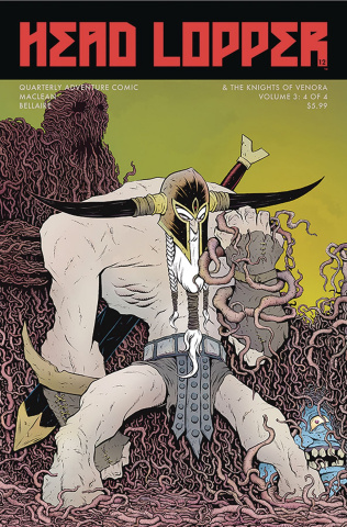 Head Lopper #12 (Allison Cover)