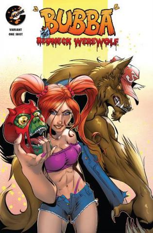 Bubba: The Redneck Werewolf (10 Copy Cover)