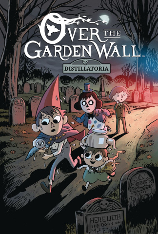 Over the Garden Wall Vol. 1: Distillatoria