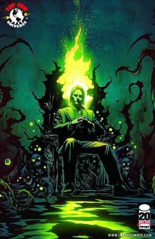 The Darkness #100 (Haun Cover)