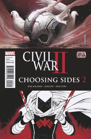 Civil War II: Choosing Sides #2