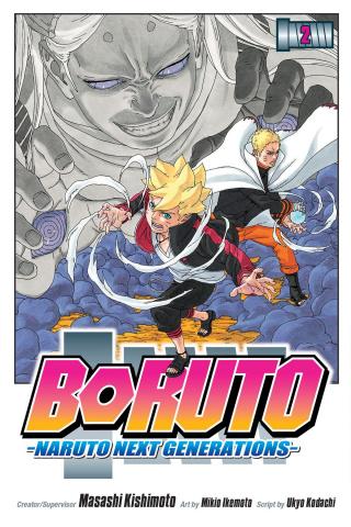 Boruto Vol. 2: Naruto Next Generations