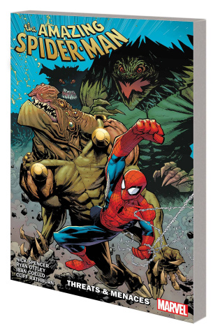 The Amazing Spider-Man by Nick Spencer Vol. 8: Threats & Menaces