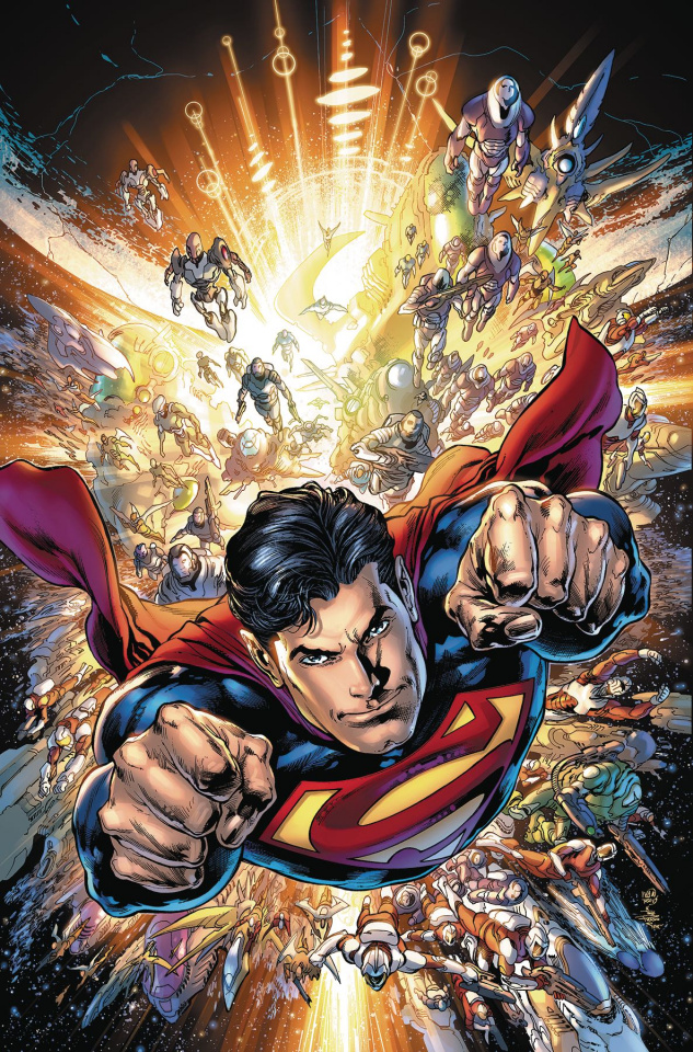 Superman Vol. 2: The Unity Saga - House of El