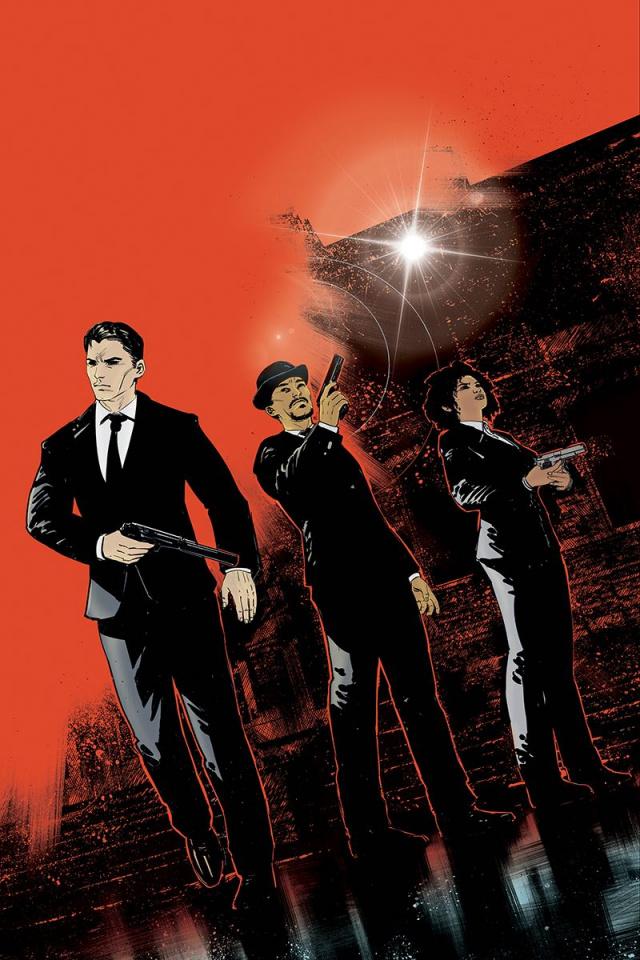 James Bond: 007 #11 (40 Copy Carey Virgin Cover)