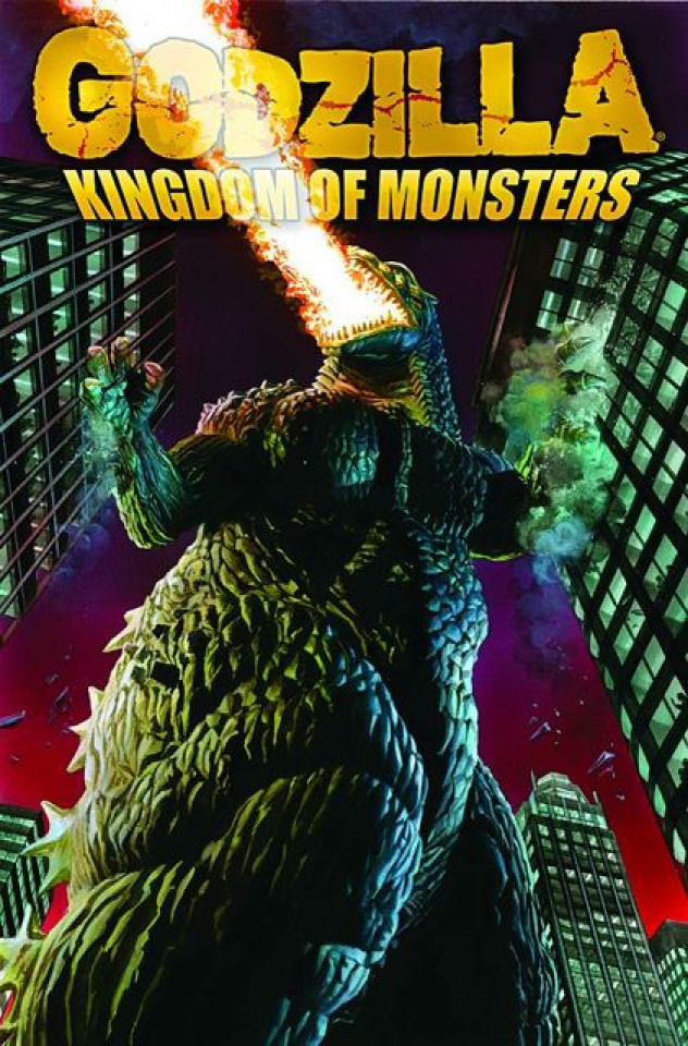 Godzilla: Kingdom of Monsters Vol. 1