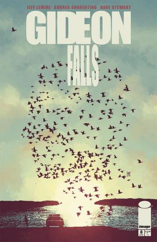 Gideon Falls #8 (Sorrentino & Stewart Cover)