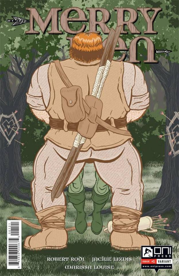 Merry Men #1 (Luce Cover)