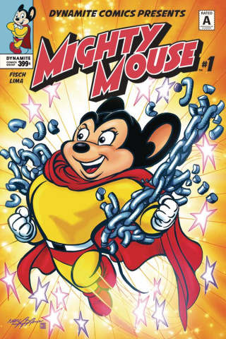 Mighty Mouse #1 (Adams Cover)