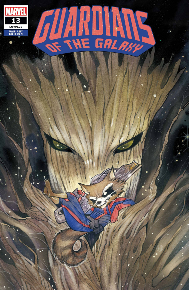 Guardians of the Galaxy #13 (Momoko Cover)