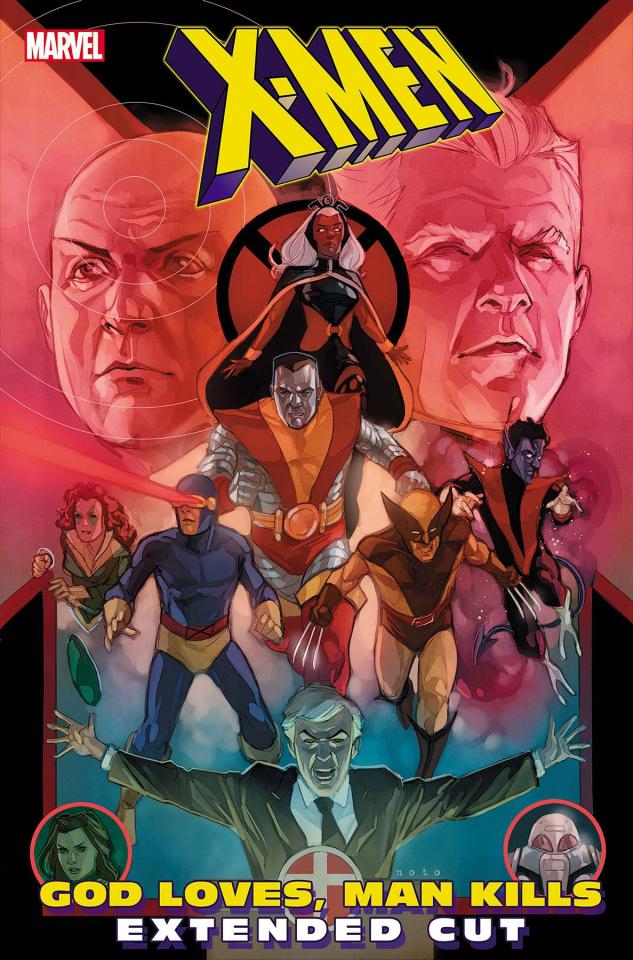 X-Men: God Loves, Man Kills #2 (Extended Cut)