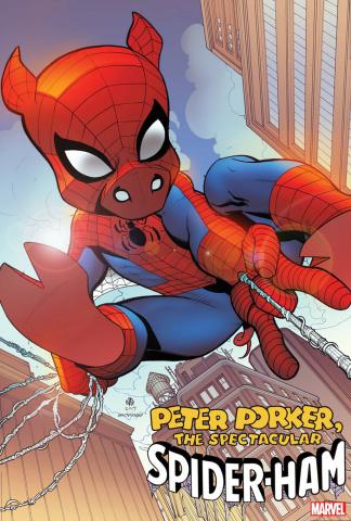 Spider-Ham #2 (Bradshaw Cover)