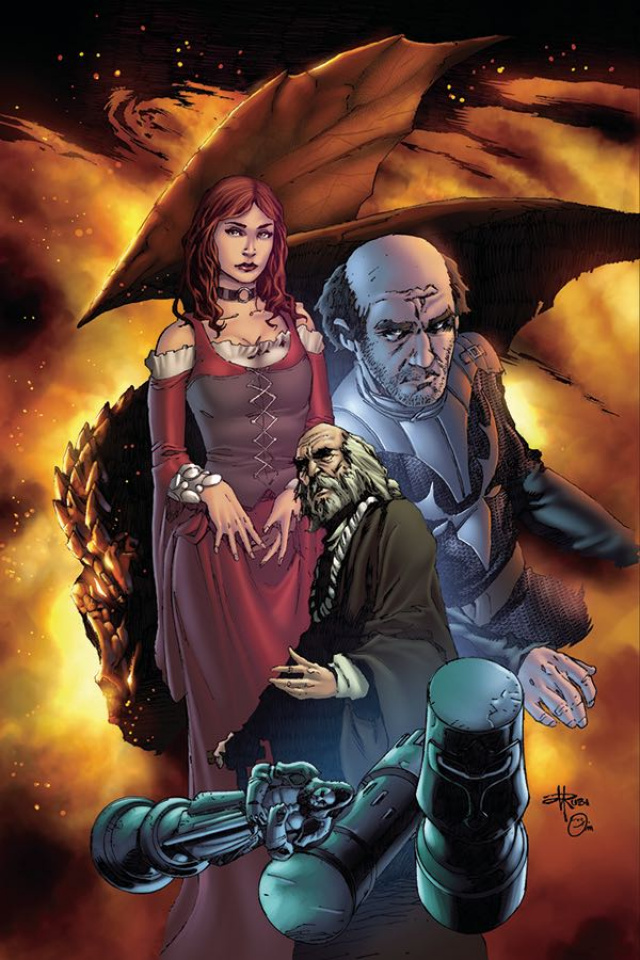 A Game of Thrones: A Clash of Kings #1 (40 Copy Cover)