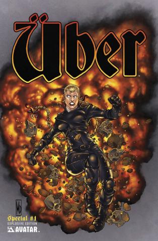 Über Special #1 (Explosive Cover)