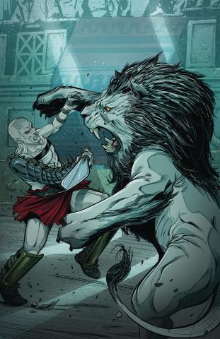 The Strain: Mr. Quinlan, Vampire Hunter #5