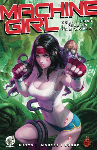 Machine Girl Vol. 1