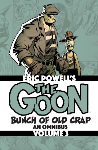 The Goon: Bunch of Old Crap Vol. 3 (Omnibus)