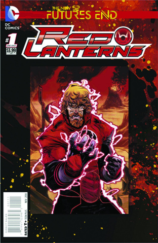 Red Lanterns: Future's End #1