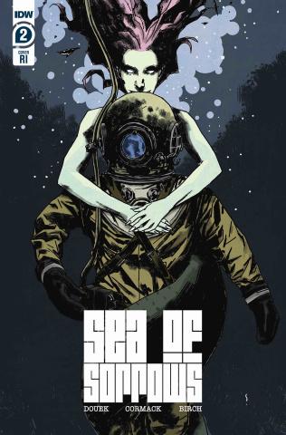 Sea of Sorrows #2 (10 Copy Smith Cover)