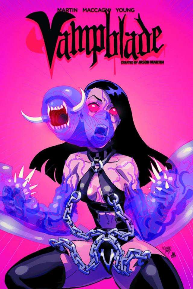 Vampblade Vol. 2