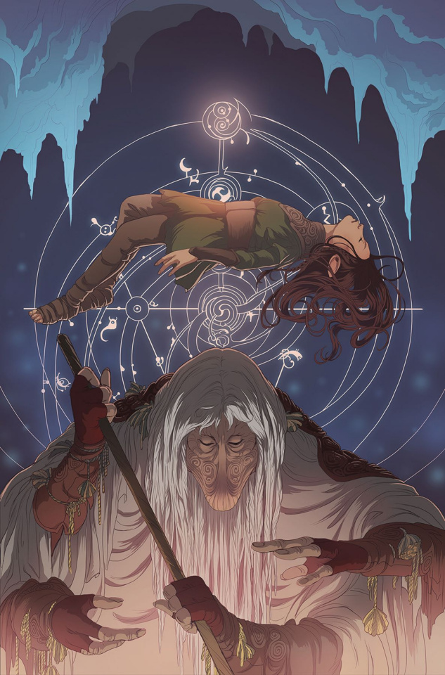The Dark Crystal: Age of Resistance #3 (Finden Cover)