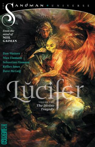 Lucifer Vol. 2: The Divine Tragedy