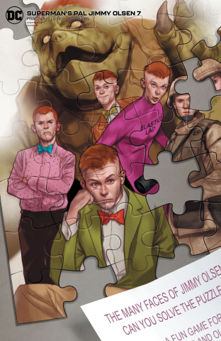 Superman's Pal Jimmy Olsen #7 (Variant Cover)