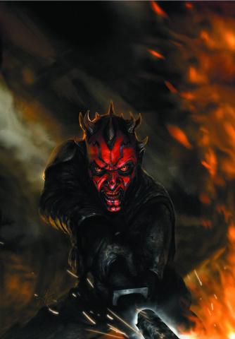 Star Wars: Darth Maul, Son of Dathomir #1