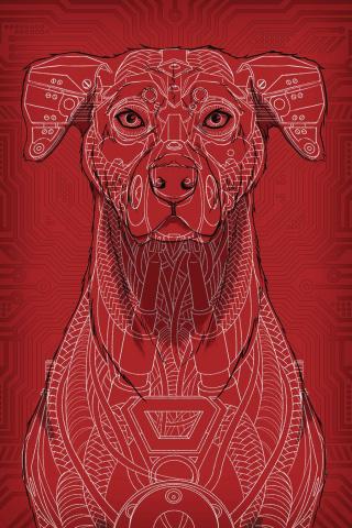 Red Dog #1 (Velez Cover)