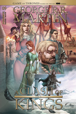 A Clash of Kings #9 (Rubi Cover)