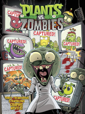 Plants vs. Zombies Vol. 6 (Boxed Set)