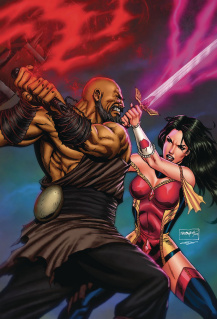 Grimm Fairy Tales #17 (Goh Cover)