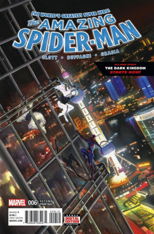 The Amazing Spider-Man #6 (Alex Ross 2nd Printing)