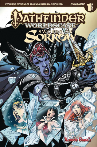 Pathfinder Worldscape: Swords of Sorrow