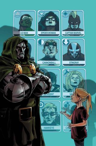 Avengers World #15