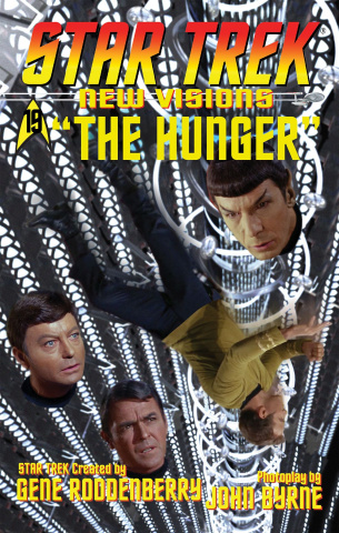 Star Trek: New Visions - The Hunger
