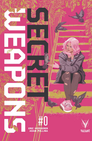 Secret Weapons #0 (Fish Cover)