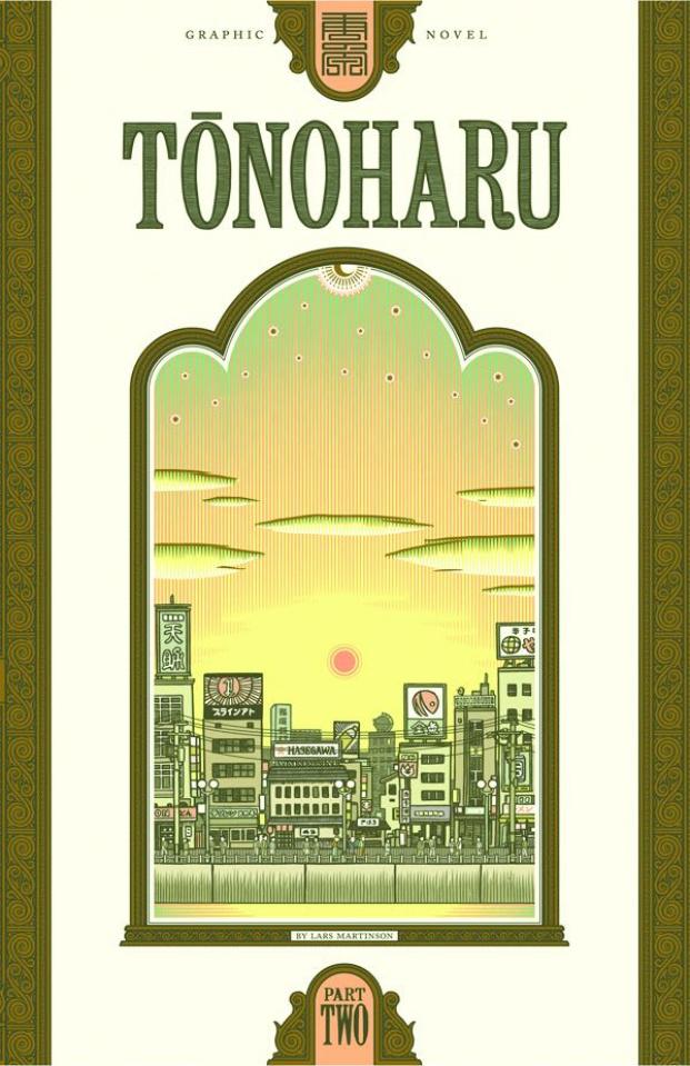 Tonoharu Part Two