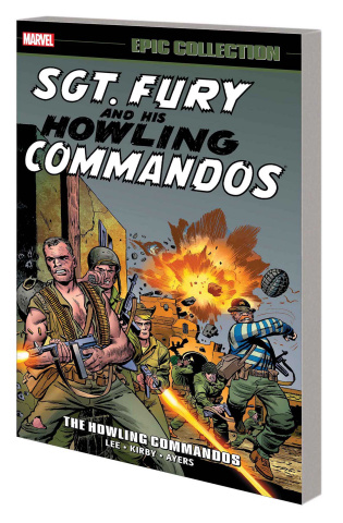 Sgt. Fury and the Howling Commandos (Epic Collection)
