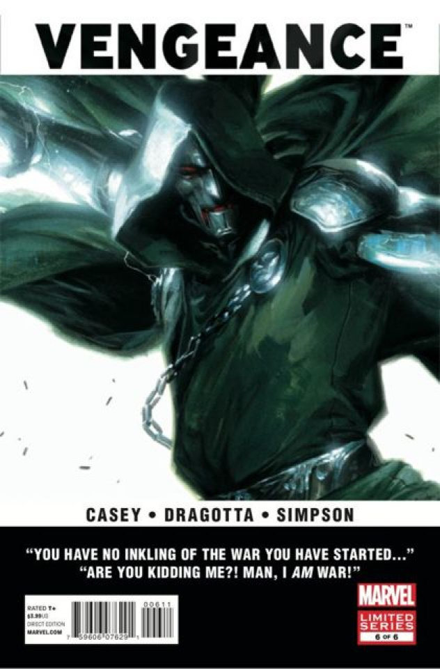 Vengeance #6