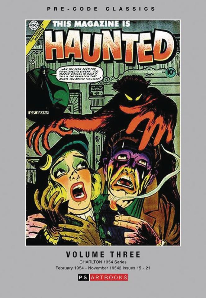 This Magazine is Haunted Vol. 3