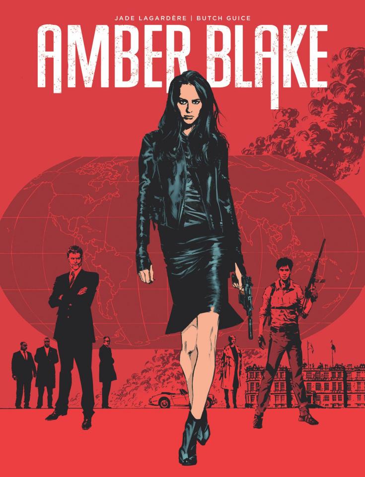 Amber Blake Vol. 1