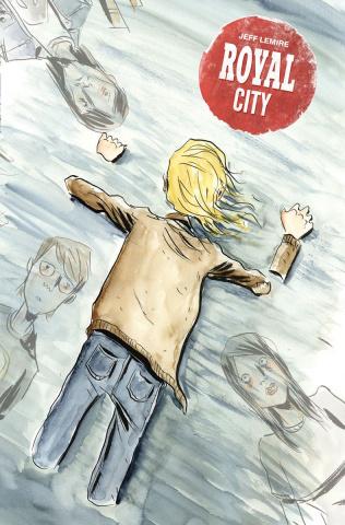 Royal City #10 (Lemire Cover)