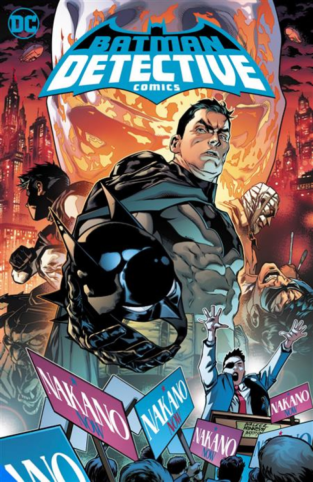 Detective Comics Vol. 6: Road to Ruin