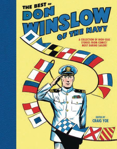 The Best of Don Winslow of the Navy Vol. 1